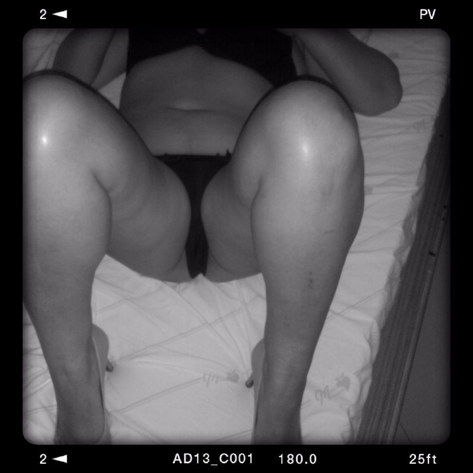 Minha patroa em fotos sensuais