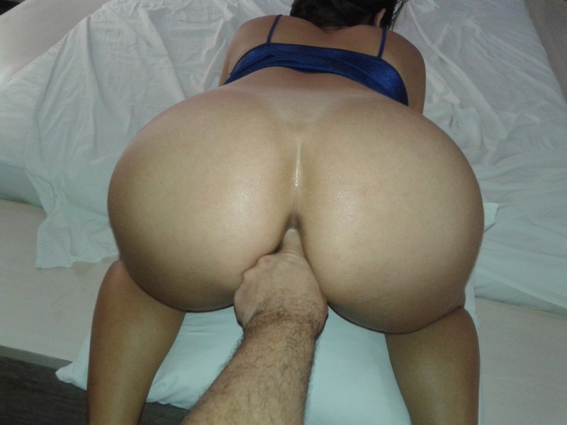 Raquel exibida tomando no cu