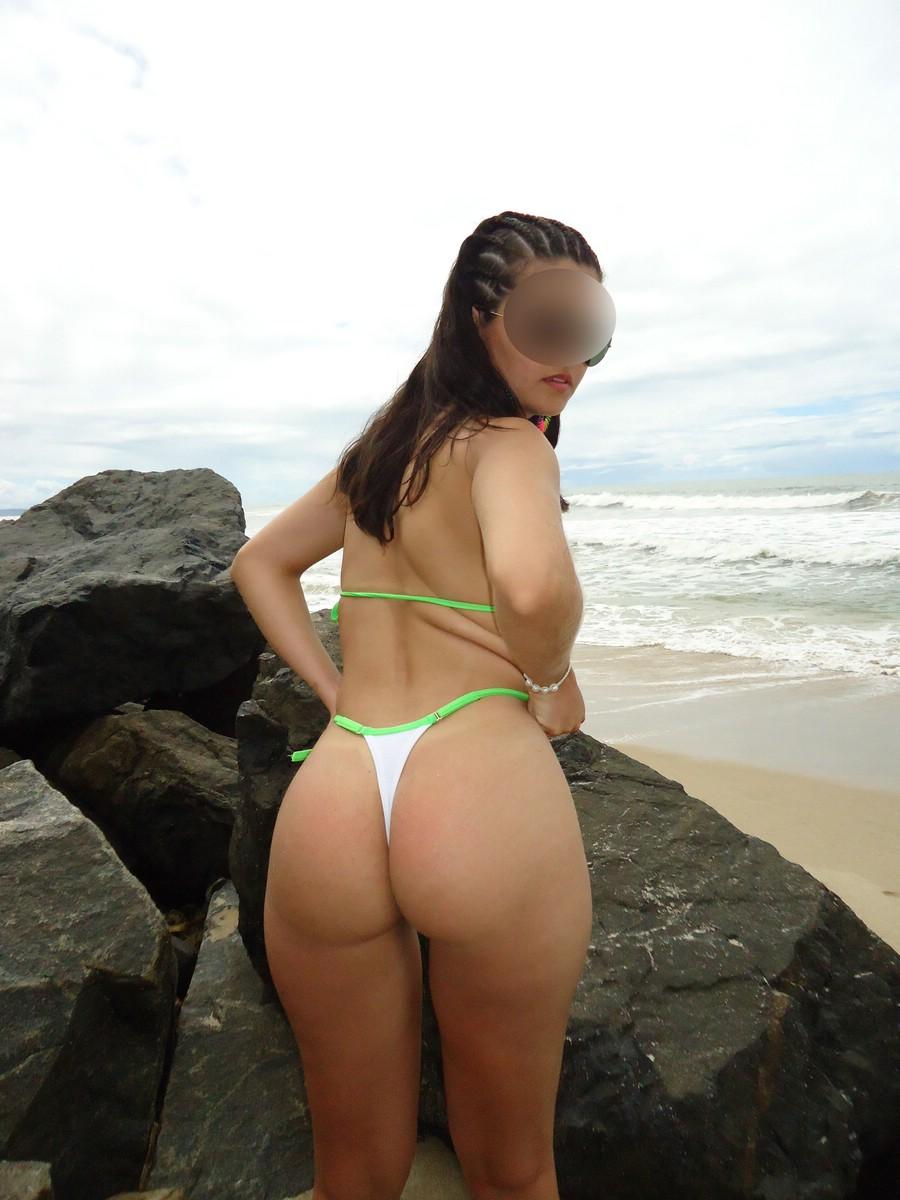 Nossas férias no litoral