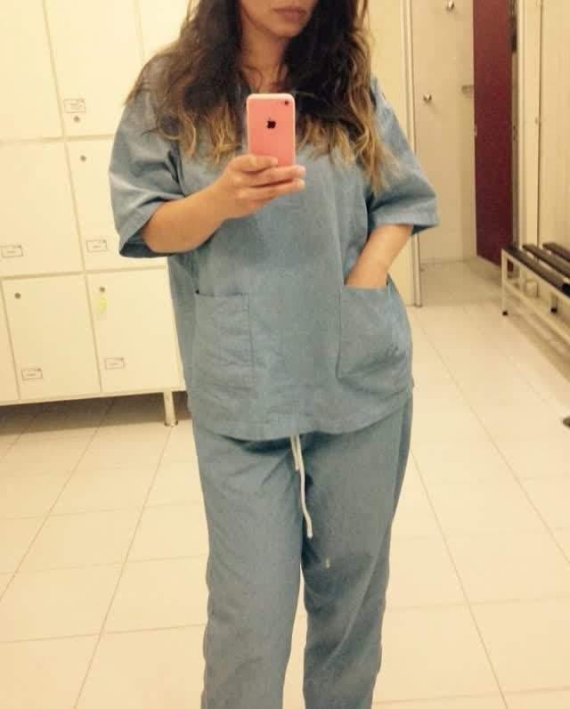 Enfermeira safada gostosinha