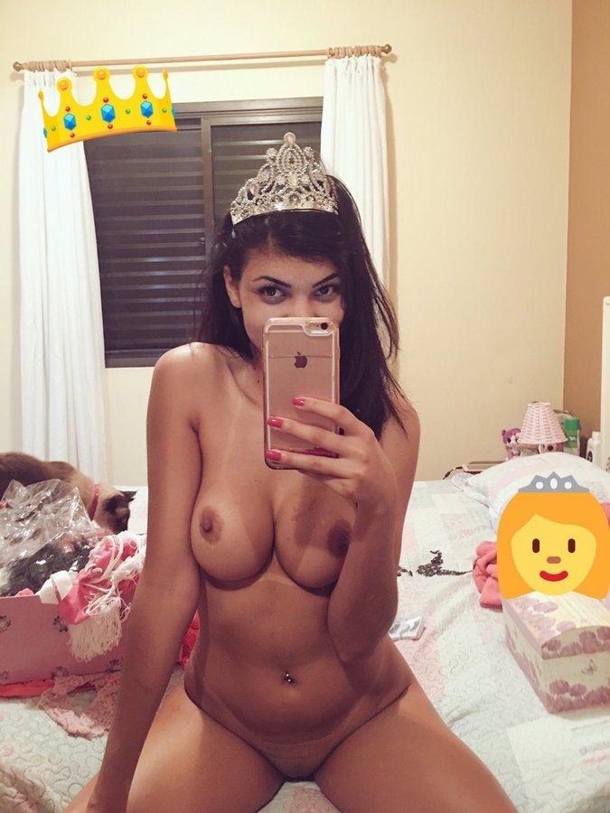 Princesinha dos Nudes