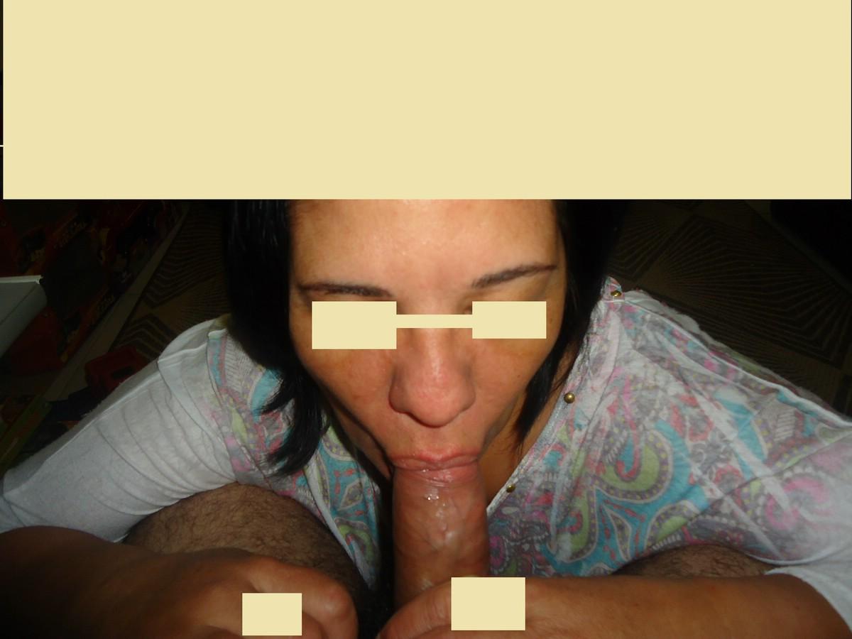 Minha esposa gordinha safada